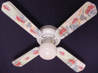 New MLB MINNESOTA TWINS BASEBALL Ceiling Fan 42""