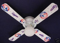 New MLB MONTREAL EXPOS BASEBALL Ceiling Fan 42""