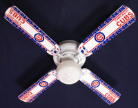 New MLB CHICAGO CUBS BASEBALL Ceiling Fan 42""