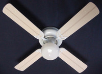 New BASEBALL SKIN SPORTS Ceiling Fan 42""