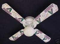 New MLB ARIZONA DIAMONDBACKS BASEBALL Ceiling Fan 42""