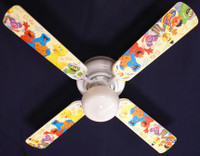 New SESAME STREET ELMO BIG BIRD Ceiling Fan 42""