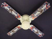 "New AMAZING SPIDERMAN 3 SPIDER MAN Ceiling Fan 42"""