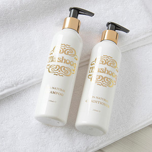 Mashooq Shampoo and Conditioner