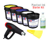 Plastisol Ink Starter Kit