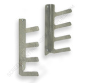 4 Place Squeegee Rack / Holder