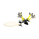 Kicker Deluxe Screen Printing Press
