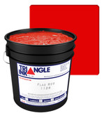 TRIFLEX1126 - Flag Red Triangle Ink