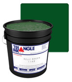 TRIFLEX1142 - Kelly Green Triangle Ink