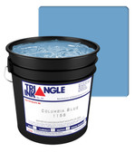 TRIFLEX1156 - Columbia Blue Triangle Ink