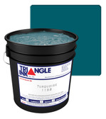 TRIFLEX1158 - Turquoise Triangle Ink