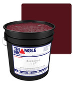 TRIFLEX1127 - Burgundy Triangle Ink