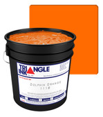TRIFLEX1118 - Dolphin Orange Triangle Ink