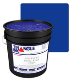 Triangle Plastisol Ink - Opaque Low Bleed - Royal Blue 1757
