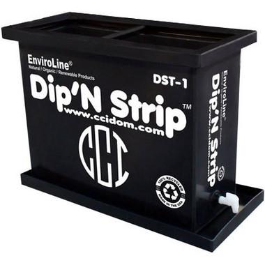 CCI EnviroLine 40 Gallon Screen Printing Dip Tank w/ Spigot