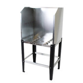 Quick Clean QCX-2432 Econo Washout Booth