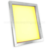 Premium Aluminum 23x31 Screen 255 Yellow Mesh