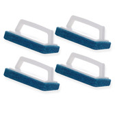 CCI Cleaning Scrub Brush - 4 Pack