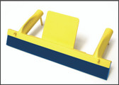 "TheEZGrip Screen Printing Squeegee with 13"" 80 DURO Blade"