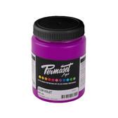 Permaset Aqua Supercover Waterbased Ink - Glow Violet