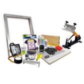DIY Shocker© 101 Screen Printing Kit – Burn your own screens