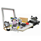 DIY X-Press© Screen Printing Kit - Burn your own screens