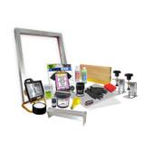 DIY Screen Clamp Kit  - Burn your own screens