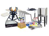 Custom Screen Printing Kit for BD Designs