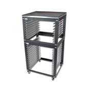 NTL Standard & Shorty Cart - Stack Rack - WITH METAL TOP OPTION