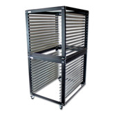 NTL Jumbo & Jumbo Cart - Stack Rack