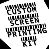 Custom Screen Printing Kit for CohEnterprises Multimedia