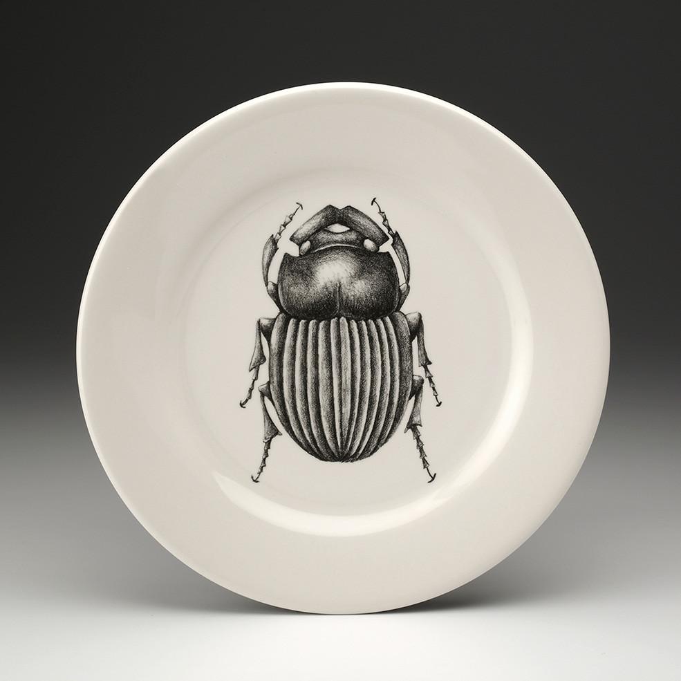 Dinner Plate Scarab Beetle Laura Zindel Design