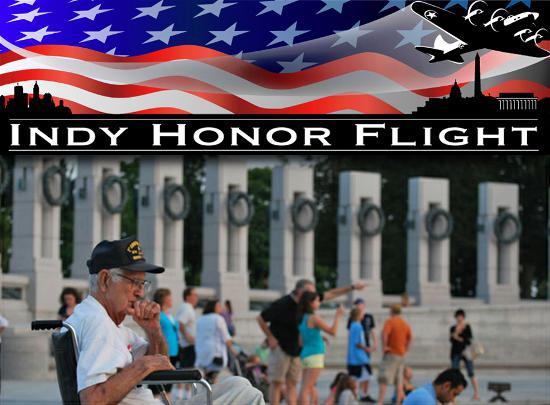 Indy Honor Flight Marvin