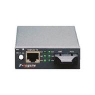 Singlemode SC Mini Media Converter, 20Km, 10/100Mbps