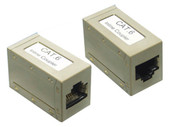 Cat6 RJ45 Shielded In-line Coupler