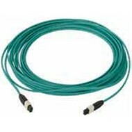 1 Meter 12 Fiber, Multimode 10Gb 50um, MTP male to MTP male