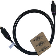 6 Foot Standard Toslink Audio Cable