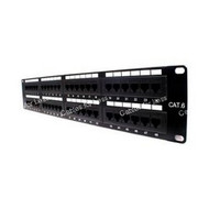 48 Port Cat 6 Patch Panel