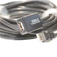 16 Foot USB 2.0 Active Extension Repeater