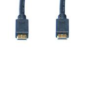 6.5 Foot, 2 Meter Mini To Mini HDMI C To C HDMI Audio/Video Cable