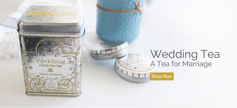 Shop Harney & Sons Wedding Tea Collection