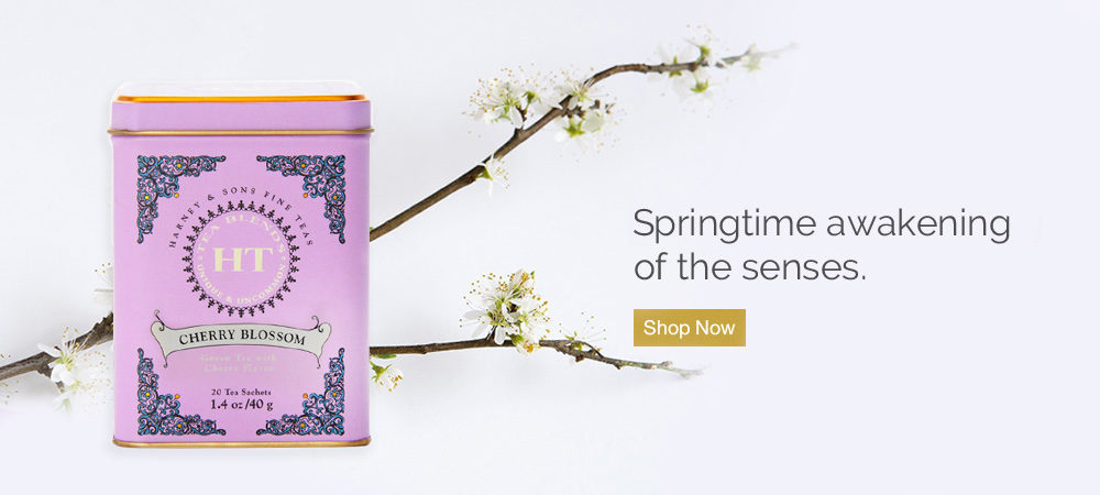 Shop Harney & Sons Cherry Blossom Tea