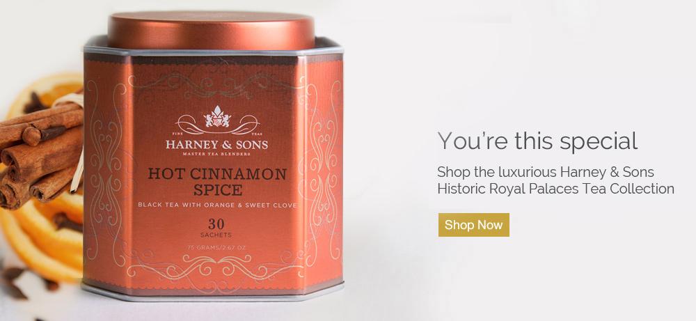 Shop Harney & Sons Historic Royal Palaces.