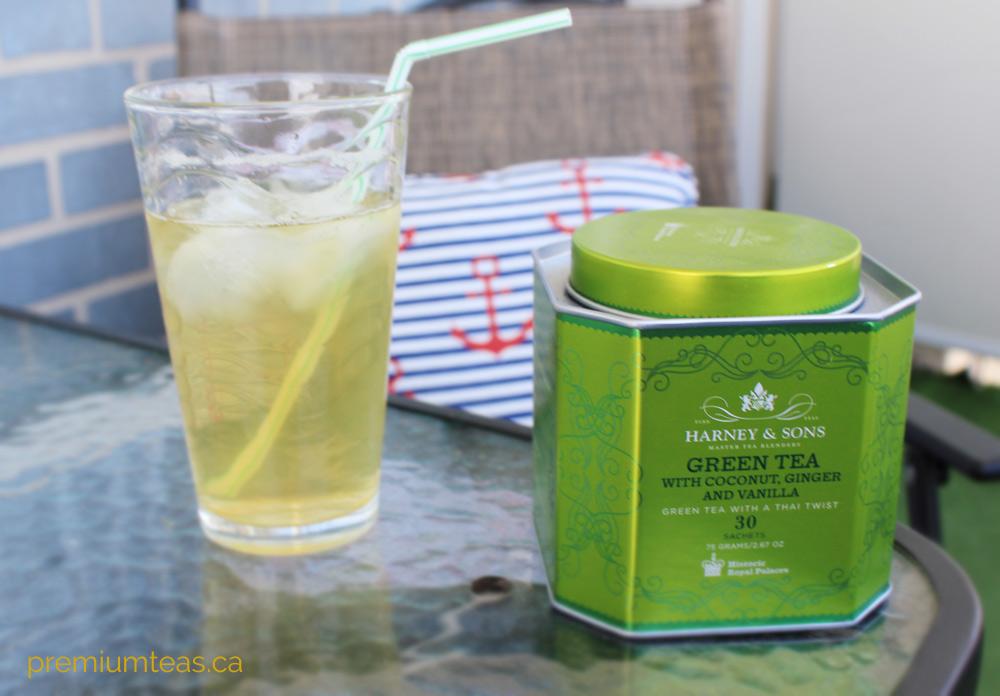 how to make homemade iced tea
