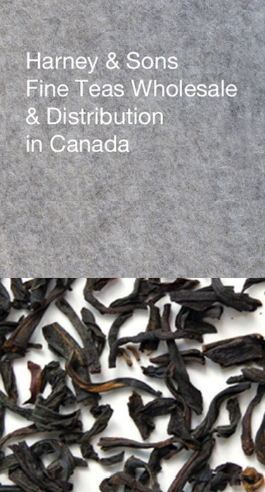 Harney & Sons Wholesale and Distribution in Canada by Premium Teas