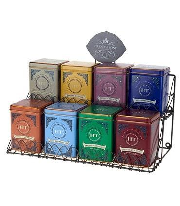 Harney & Sons Office Tea Display