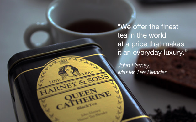 John Harney, Master Tea Blender Quote