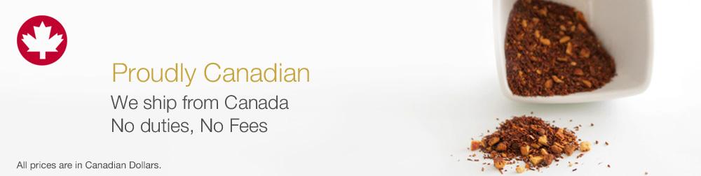 Premium Teas - Proudly Canadian Company