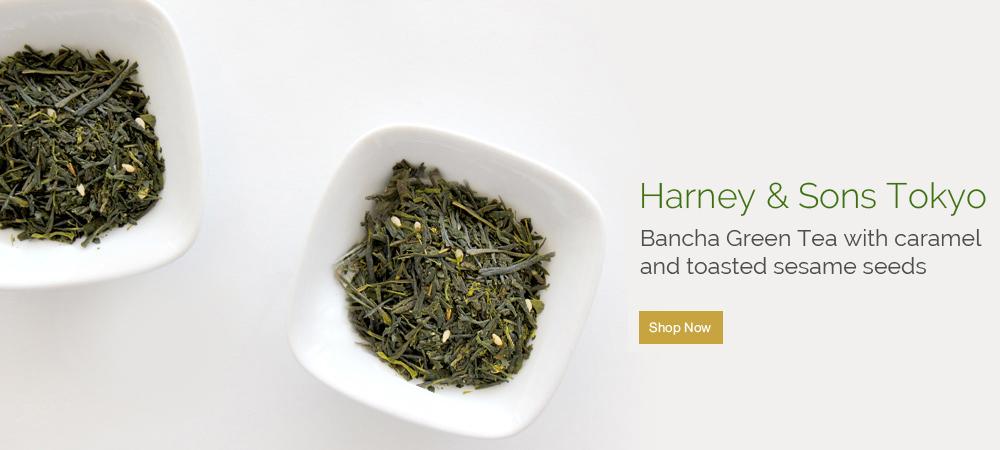 Shop Harney & Sons Japanese Green Teas