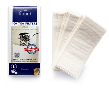Finum Tea Filters 100 ct
